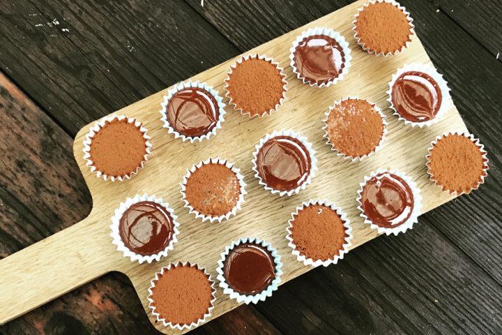 Chokladknäck